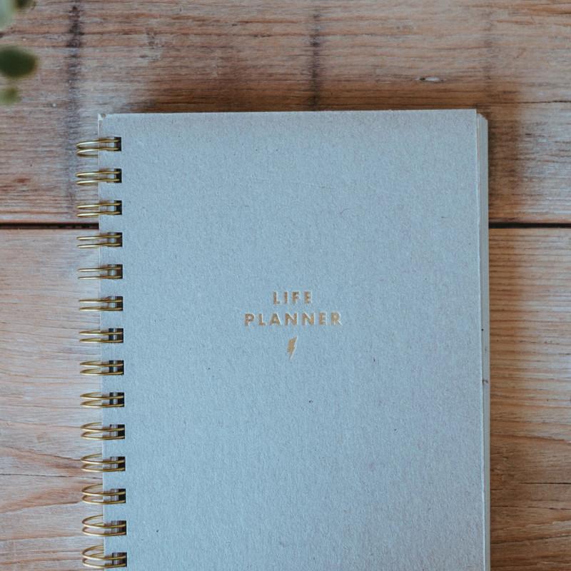 bullet journal planer
